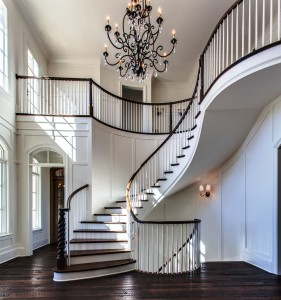 Curved Staircase 2