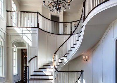Curved Staircase 75