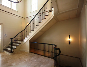 Straight Staircase 21
