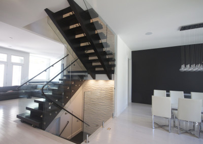 Modern Glass Staircase 2