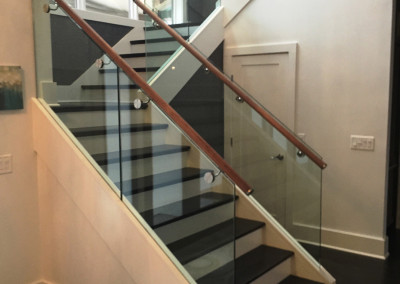 Modern Glass Staircase 22