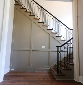 Straight Staircase 9