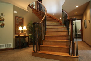 Curve Staircase 18