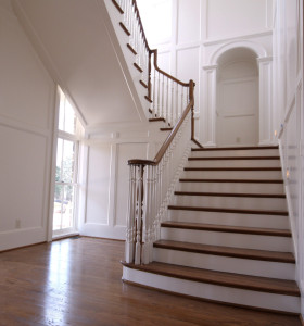 Straight Staircase 83