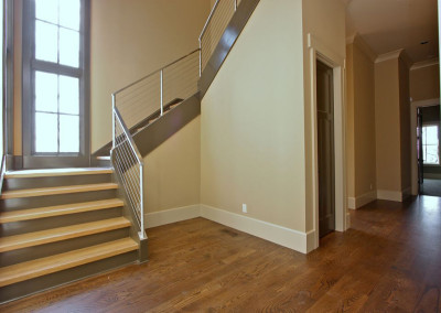 Modern Cable Staircase 6