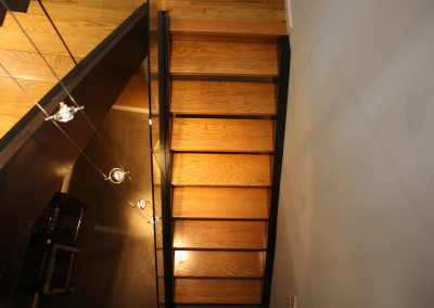 Modern Glass Staircase 24