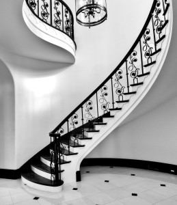 Curve Staircase 88