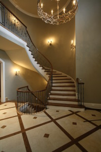 Curve Staircase 21