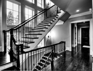 Straight Staircase 71