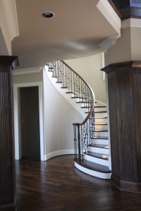 Curve Staircase 23