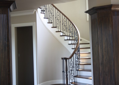 Curved Staircase 56