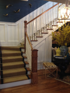 Straight Staircase 25