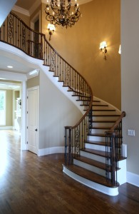 Curve Staircase 25