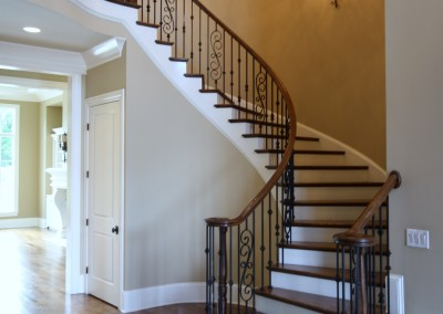 Curved Staircase 51