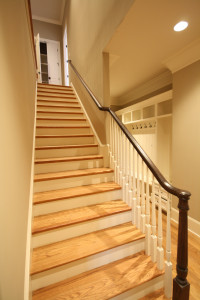 Straight Staircase 27