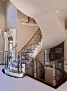 Curve Staircase 26