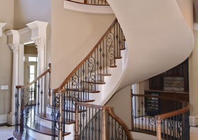Curved Staircase 50