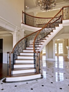 Curve Staircase 27