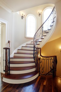 Curve Staircase 28
