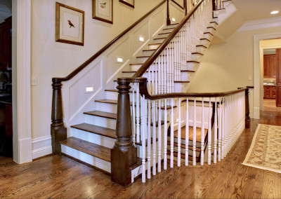 Straight Staircase 30