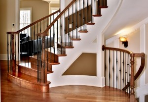 Curve Staircase 29