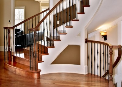 Curved Staircase 47