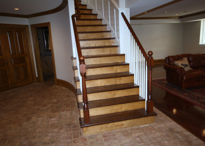 Straight Staircase 31