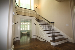 Straight Staircase 86