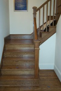 Straight Staircase 32