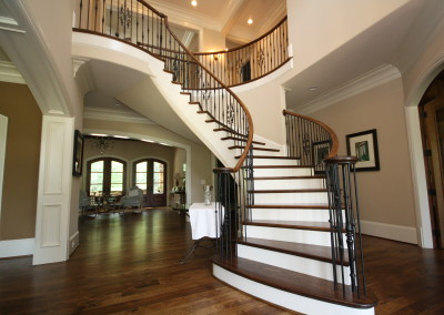 Curved Staircase 31