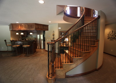 Curved Staircase 32
