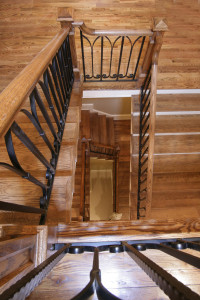 Straight Staircase 34