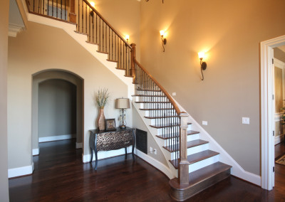 Straight Staircase 35
