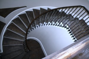 Curve Staircase 35
