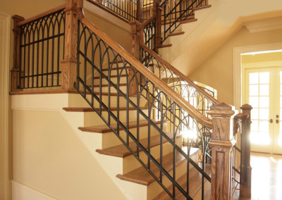 Straight Staircase 36