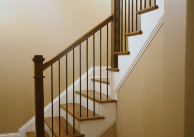 Straight Staircase 38