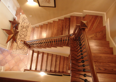 Straight Staircase 39