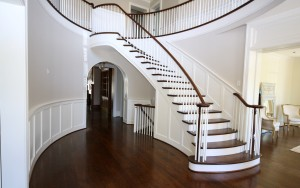 Curved Staircase 89