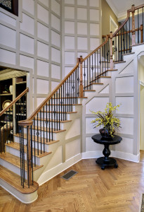 Straight Staircase 40