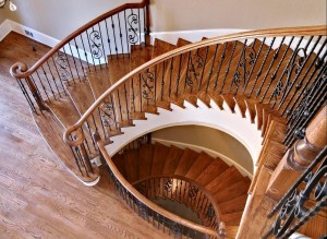 Curve Staircase 38