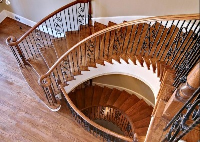 Curve Staircase 40