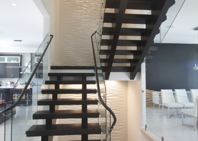 Modern Glass Staircase 3