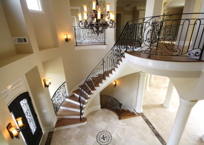 Curved Staircase 41