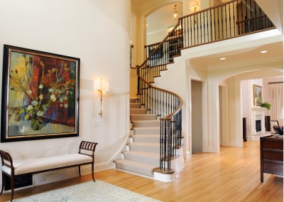 Curved Staircase 42