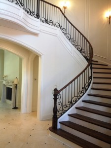 Curved Staircase 45