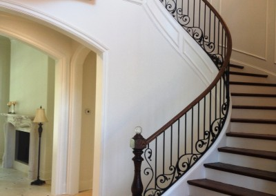 Curved Staircase 35