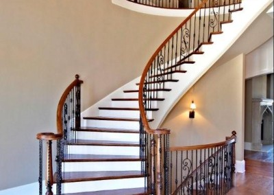 Curved Staircase 33