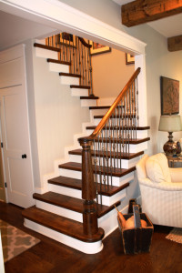 Straight Staircase 50