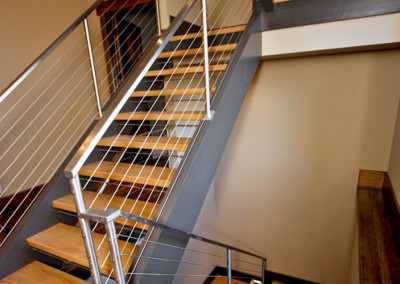 Modern Cable Staircase 5