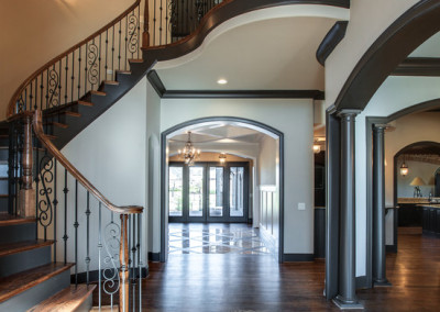 Curved Staircase 48